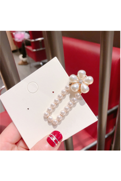 Various Elegant Gorgeous Pearl Hair Clips 多款气质女神简约大方珍珠发夹发饰