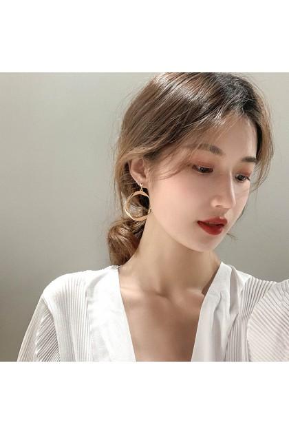 011 Korea Hot Recommend Gorgeous Simple Earrings  韩国爆款百搭简约气质款耳钉耳饰