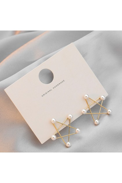 013 Korea Hot Recommend Gorgeous Simple Earrings  韩国爆款百搭简约气质款耳钉耳饰