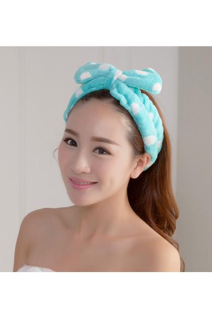 Sweetie Colorful Bow Headband Washable Hair Band 多款彩色蝴蝶结束发带运动发带