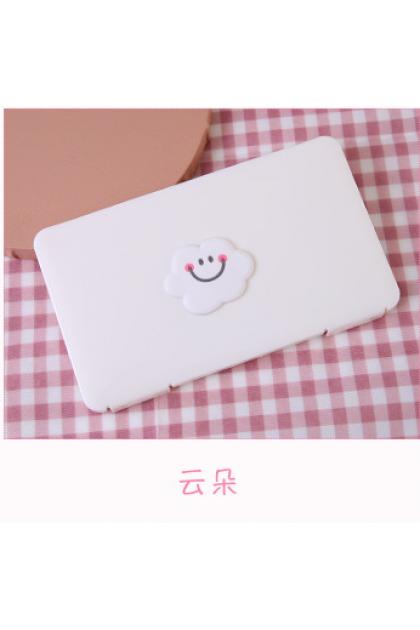 Cutie Art Mask Casing 可爱软塑卡通口罩收纳盒