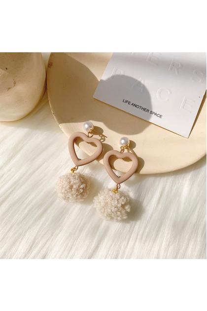Autumn Winter Series Fashion Earrings 秋冬季气质暖暖耳环系列