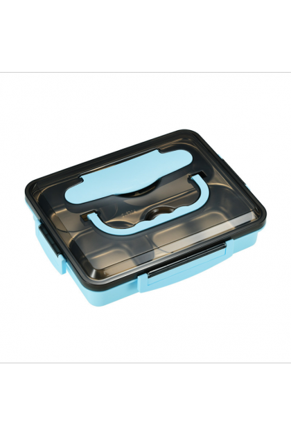 Stainless Steel Heat Preservation Lunch Box FREE bag 不锈钢学生上班族保温饭盒【送】保温袋